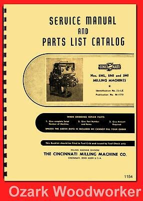 Business & Industrial 1 Toolmaster Service Manual & Parts List ...