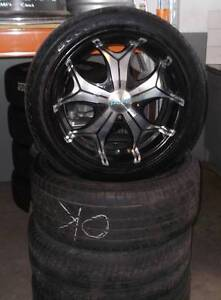 """20"""" Pure Alloys & Tyres To Suit Most 4WD's Toowoomba Toowoomba City Preview"""