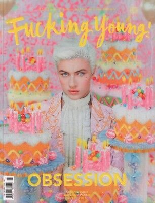 F*cking Young Magazine Fashion Obsession #7 Autumn Winter 2015-2016 061518DBF2