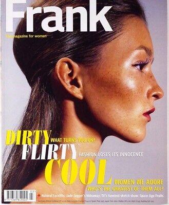AUDREY MARNAY Jade Jagger LARRY CLARK Luella Bartley ALLY SHEEDY Frank magazine