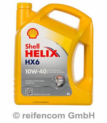 Shell Helix HX6 10W40
