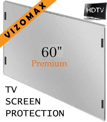 58-60 inch TV Screen Protector.Damage Protection Cover LCD LED OLED QLED 4K