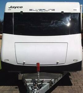 Top of the range Jayco Silverline Outback 25.78-5 Near Brand New Croydon Maroondah Area Preview