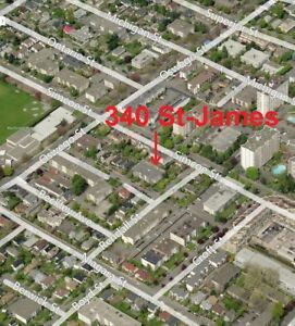 Monthly Parking For Rent -  $95 - 340 St-James - James Bay