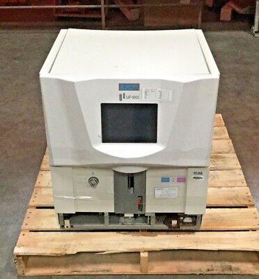 Sysmex Uf-100i Laboratory Portable Urinalysis Analyzer System 117v 500va