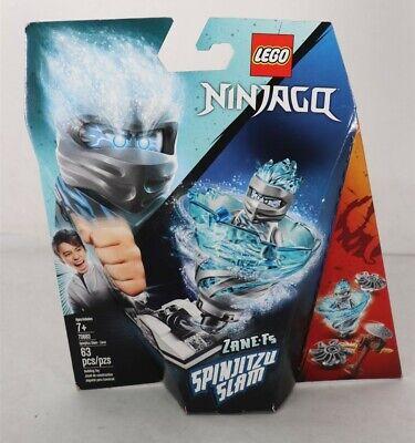 LEGO 70683 Ninjago Spinjitzu Slam Zane 63pcs New Free Shipping
