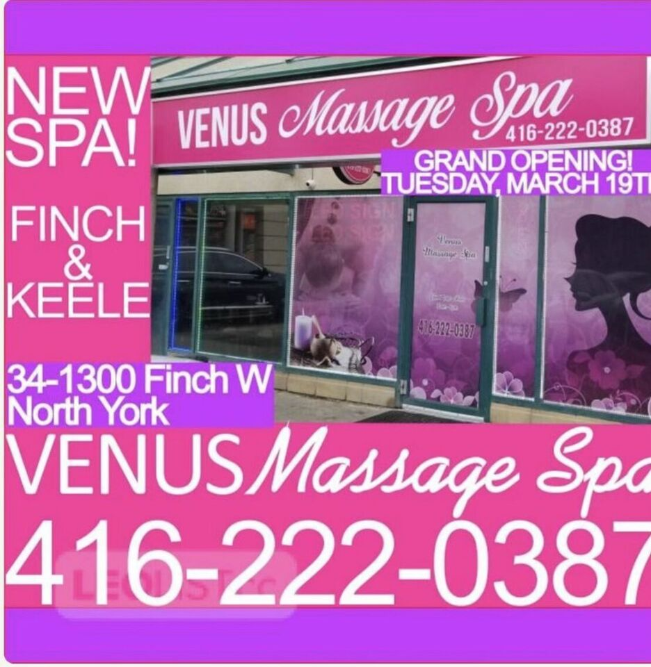 Asian massage parlor toronto