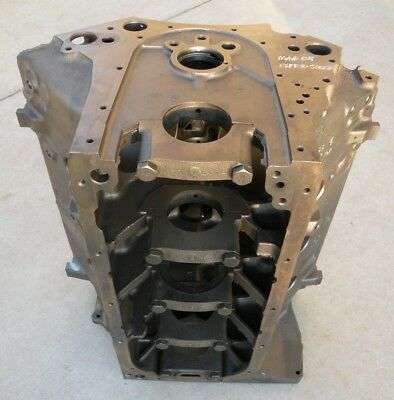 LINCOLN CONTINENTAL ENGINE BLOCK MEL C6VE 462 CID 7.6 LTR 1966-1968 66-68 for sale  Shipping to Canada