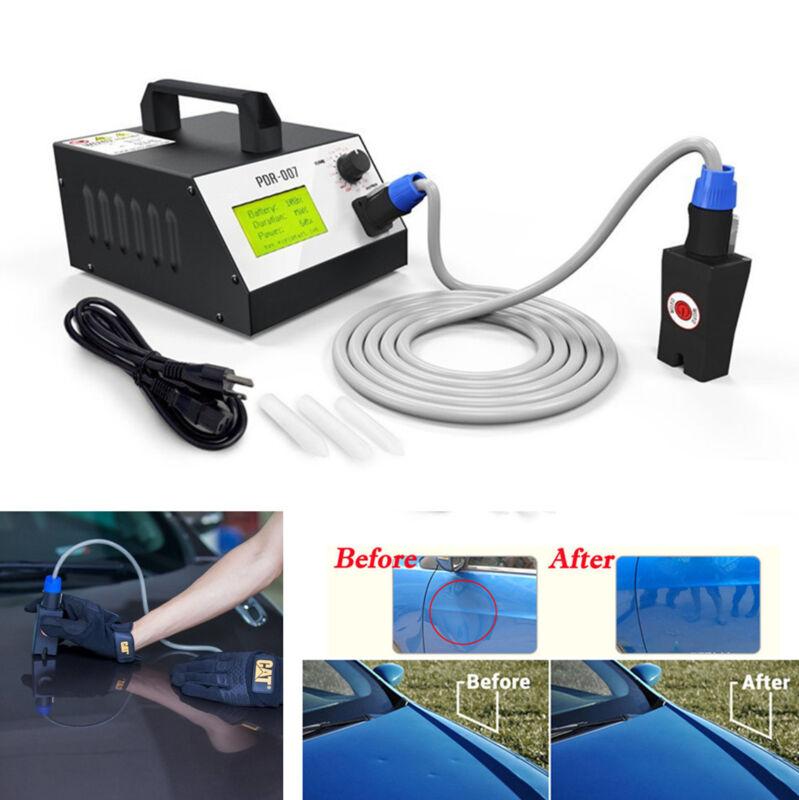 1x Induction Heater Car Dents Remove Repair Tool EU Plug Restoration Head Switch