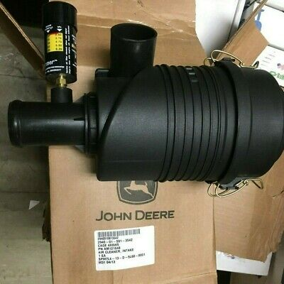 John Deere Original Equipment Oem Air Cleaner Am121648 6x4 Gator Diesel