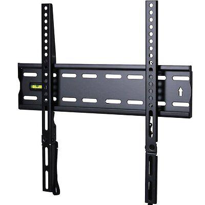 Ultra Slim TV Wall Mount Bracket Plasma Low Profile Design For Ultra Thin Led