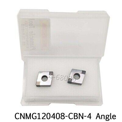 Cnmg120408 Cbn Cnga Cnmg432 Hardened Steel Carbide Insert Made Of Boron Nitride