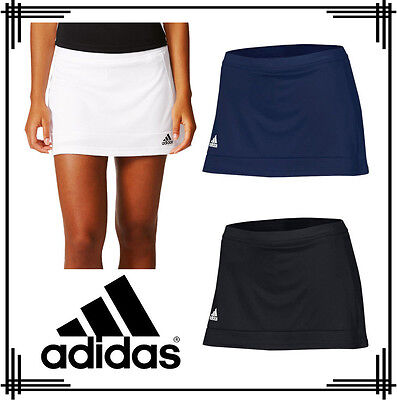 adidas T16 Ladies Tennis Team Skort Golf Sports Womens Skirt & Shorts