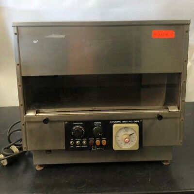 Soiltest L-249-8 Automatic Infrared Oven