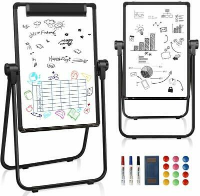 24x36 U-stand Magnetic Dry Erase White Board Easel Height Adjustable Foldable