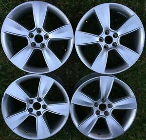 """4x Ford Falcon FG XR6 XR8 turbo Premium upgrade rims wheels 19"""" Epping Whittlesea Area Preview"""