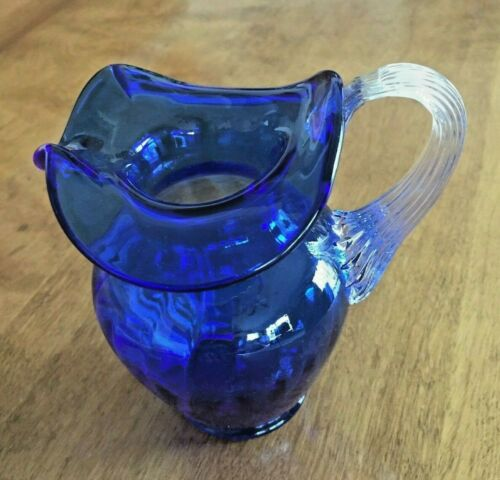 Art Glass Pitcher