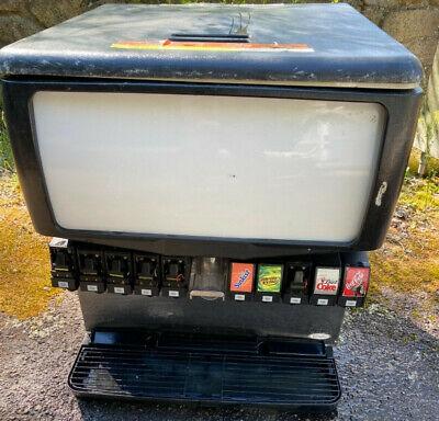 Cornelius Soft Drink Fountain Ice Dispenser Clean Works Great
