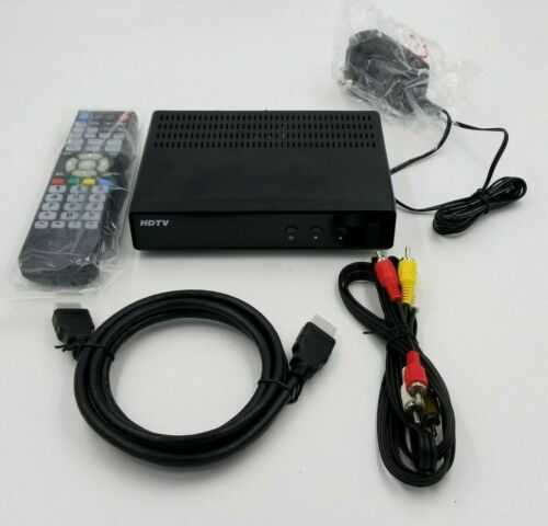 Pico Digital HD-2 Condor MPEG2/4 QAM HD Set Top Box with CAS Decoding HDTV HDMI