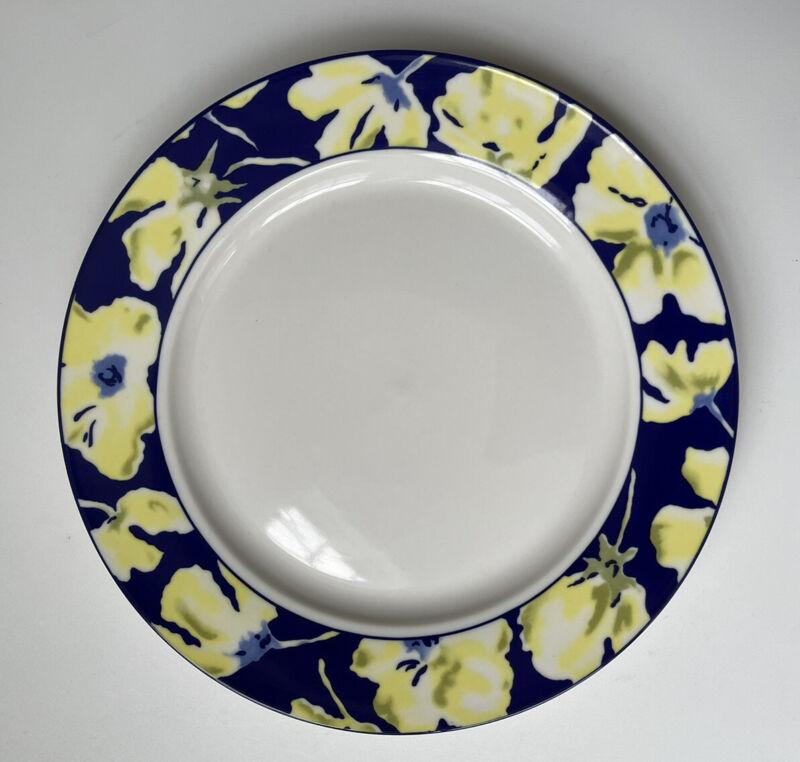 """Oneida Table Trends JASMINE Porcelain 10 1/2"""" Dinner Plate"""