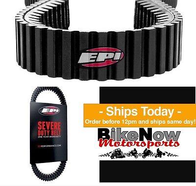 EPI Severe Duty CVT Drive Belt-Polaris RZR 900 XP 1000 Ranger Ace 570 325 Sport