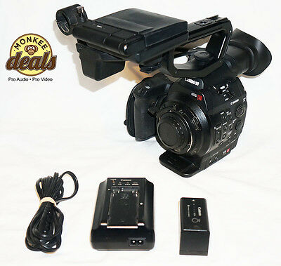 Canon C300 Cinema 35mm EOS Camcorder Body PL Mount – 90 Day Warranty!