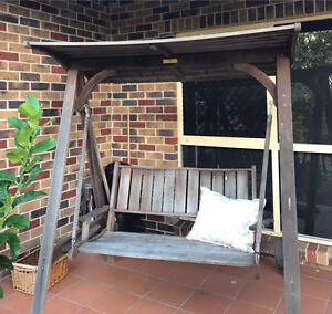 Outdoor Garden Swing Wishart Brisbane South East Preview