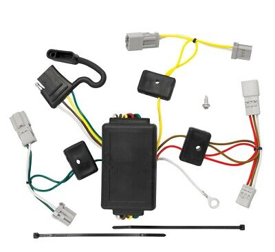 Trailer Hitch Tow Wiring Kit for 06-15 Honda Civic 2 Dr. Coupe, Except Si -