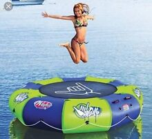 Blow up water trampoline South Perth South Perth Area Preview