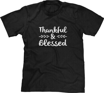 Thankful Blessed Country Southern Belle Christian Gratitude Inspire Mens -