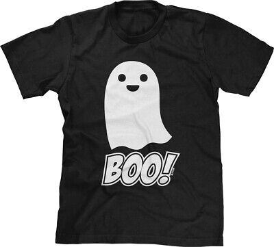 Funny Halloween Saying (Ghost Saying Boo Halloween Saying Funny Joke Parody Party Visual Humor Mens)