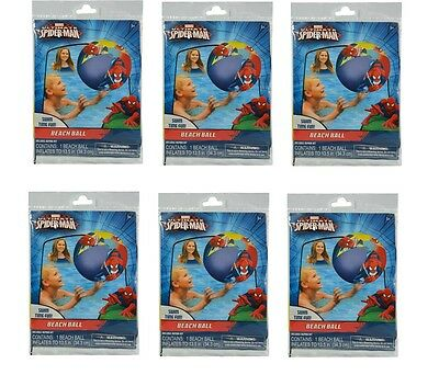 Party Favors Licensed Marvel Spiderman Inflatable Beach Ball 20