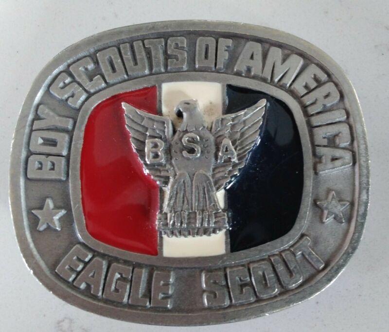 Boy Scouts of America Eagle Scout Belt Buckle - BSA