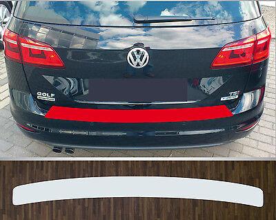 Ladekantenschutz Lackschutzfolie transparent VW Golf Sportsvan, ab 2014
