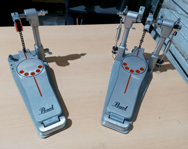 Pearl P-932 Chain Drive Twin Pedal, Pre-Owned (D0)