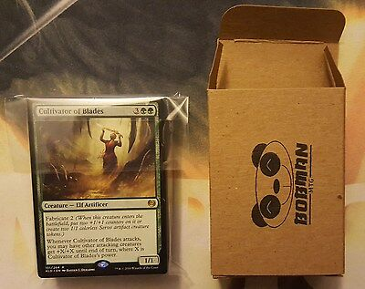 GIVE LIFE Complete Custom MTG Deck | Green White | Magic the Gathering