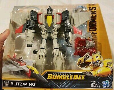 Transformers Bumblebee Nitro Series Blitzwing Energon Igniters New by Hasbro