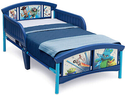 Disney Pixar Toy Story 4 Plastic Toddler Bed by Delta Childr