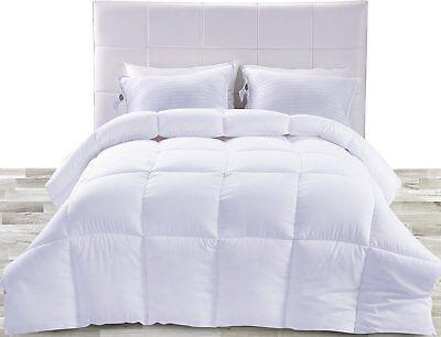 Utopia Bedding All Season Comforter - Ultra Soft Down
