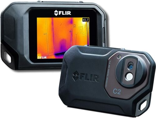 BRAND NEW FLIR C2 Compact Thermal Camera - Infrared (IR) - Pocket Portable