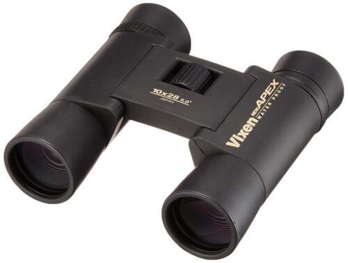 Vixen Binoculars New Apex Series HR10 x 28 1646-08 EMS w/ Tracking