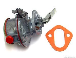 Ford Lehman 120 Amp 80 Fuel Pump Marine Diesel Engine