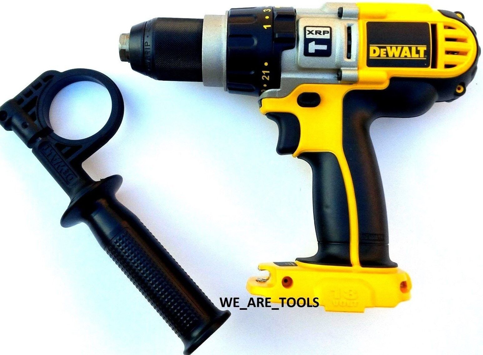 new dewalt dcd950 18v 1 2 cordless hammer drill 18 volt. Black Bedroom Furniture Sets. Home Design Ideas