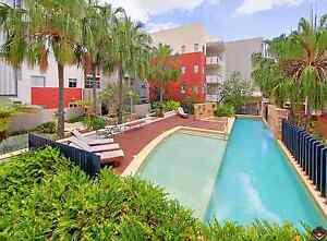 Spacious 3 Bedroom + 2 Bath + 2 Car Apartment Available NOW Bowen Hills Brisbane North East Preview
