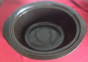 Large ceramic baking bowl ( no lid) Salisbury Brisbane South West Preview