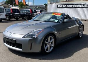 2004 Nissan 350Z Roadster Manual Convertible only 77000ks Maryborough Fraser Coast Preview