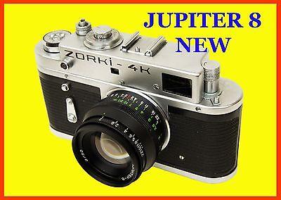 Объективы JUPITER-8 2/50mm Russian Lens screw