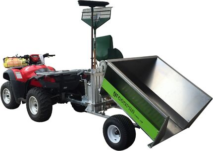 EX-DEMO GreenPro 12 Volt Powered Tipper Trailer Warana Maroochydore Area Preview
