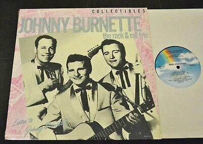 Johnny Burnette And The Rock & Roll Trio MCA 1513 Listen To Johnny (Johnny Burnette And The Rock And Roll Trio)