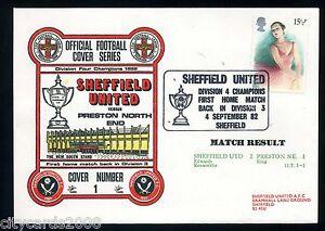 1982-DAWN-FOOTBALL-Cover-Southend-Utd-1st-Home-Match-Div-2-v-Preston-NE